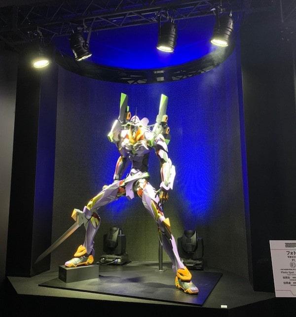 魂ネイションズの展示