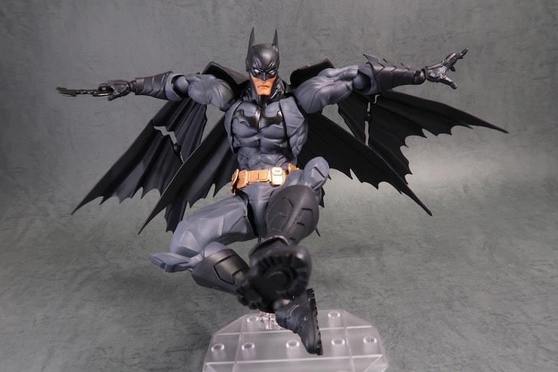 アメイジング・ヤマグチ 009 バットマン レビュー
