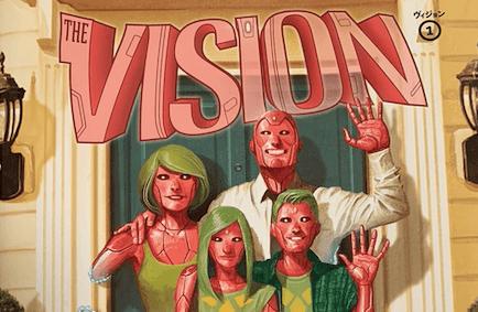 マーベルコミック「VISION」とは? 『ワンダビジョン』は闇落エンドとなる!?