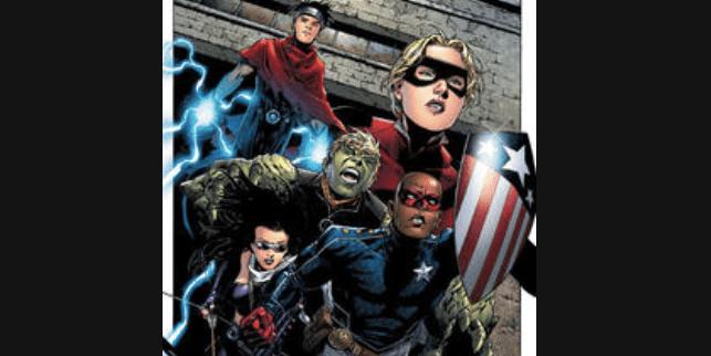 ヤングアベンジャーズとは? マーベルの新ヒーローチームを解説