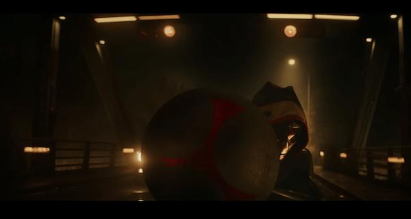 タスクマスターの技「キャプテン・アメリカ」のシールド