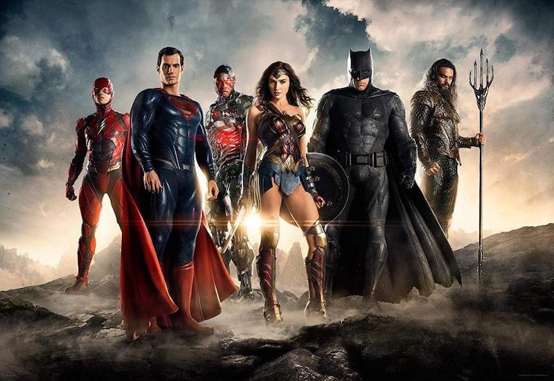 【2020年版】4作品見るだけ!  DCコミック映画(DCEU)を観る順番は?