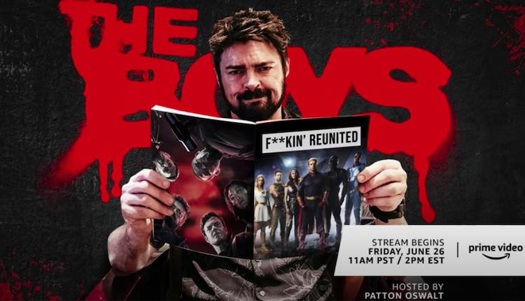 ドラマ『ザ・ボーイズ』シーズン2の配信日は2020年9月4日!