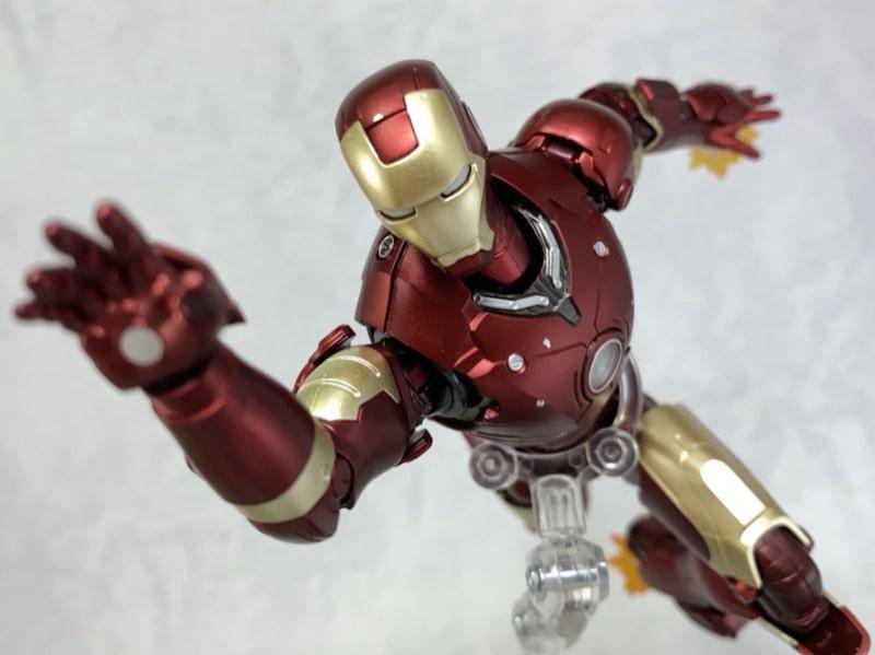 S.H.フィギュアーツ アイアンマン マーク3 -《Birth of Iron Man》 EDITION- レビュー