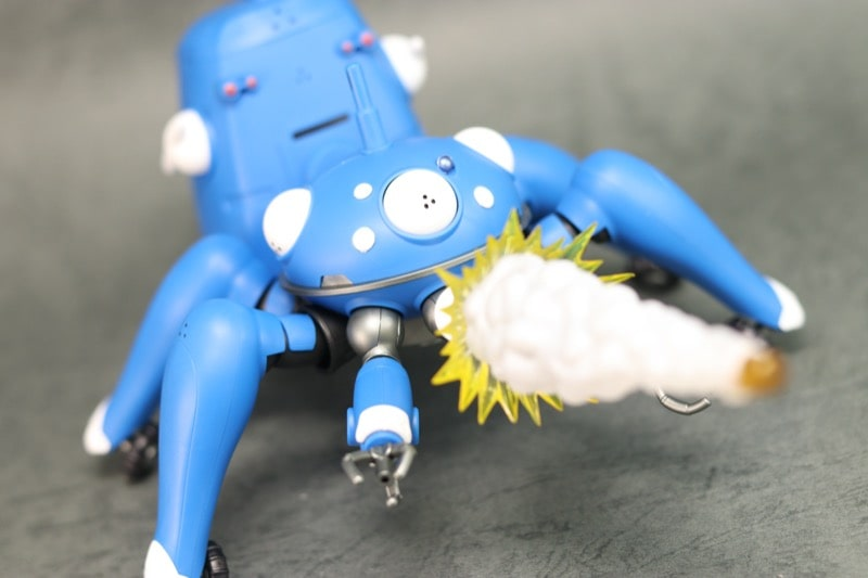 ROBOT魂 <SIDE GHOST> タチコマ -攻殻機動隊 SAC 2nd GIG & SAC_2045- レビュー