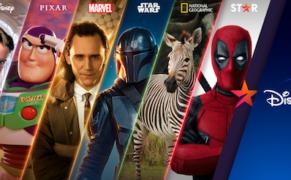 Disney+(ディズニープラス) 新ブランドSTARが追加!コンテンツ続々!!